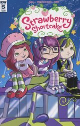 IDW Publishing's Strawberry Shortcake Issue # 5