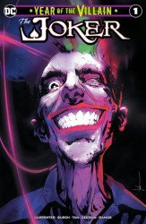 DC Comics's Joker: Year of the Villain Issue # 1jetpack/forbidden-a