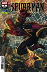 Marvel Comics's Spider-Man Issue # 1midtown