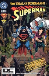 DC Comics's Superman Issue # 106b