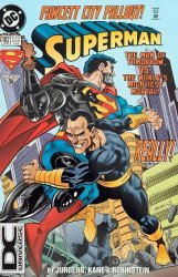 DC Comics's Superman Issue # 102b
