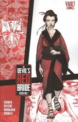Vault Comics's Devil's Red Bride Issue # 1