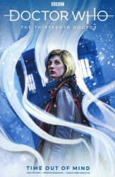 Titan Comics's Doctor Who: 13th Doctor - Holiday Special TPB # 1