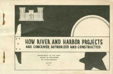 Dept. of the Army Corps of Engineers's How River and Harbor Projects are Conceived, Authorized, and Constructed Issue nn