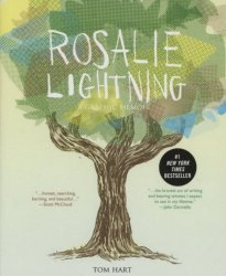 St. Martins Press's Rosalie Lightning: A Graphic Memoir Hard Cover # 1
