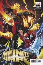 Marvel Comics's Infinity Wars Issue # 4e
