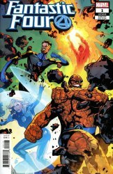 Marvel Comics's Fantastic Four Issue # 1l