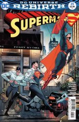 DC Comics's Superman Issue # 25b