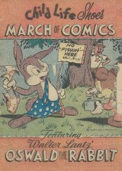 Western Printing Co.'s March of Comics Issue # 7e