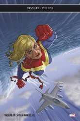 Marvel Comics's The Life of Captain Marvel Issue # 5c