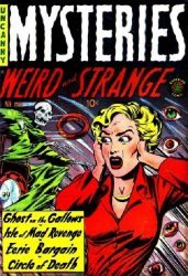 Superior Comics's Mysteries Issue # 4