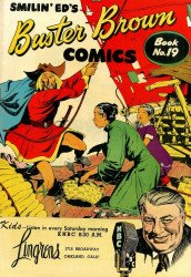 Buster Brown Shoes's Buster Brown Comics Issue # 19lingrens