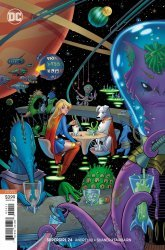 DC Comics's Supergirl Issue # 24b