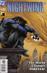 DC Comics's Nightwing Issue # 93