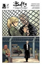 Dark Horse Comics's Buffy the Vampire Slayer: Season 11 Issue # 7b