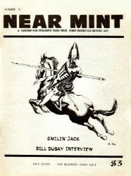 Al Dellinges's Near Mint Issue # 11