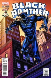 Marvel Comics's Black Panther Issue # 1cbldf