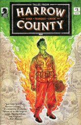 Dark Horse Comics's Tales From Harrow County: Deaths Choir Issue # 2