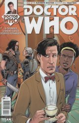 Titan Comics's Doctor Who: 11th Doctor - Year Two Issue # 9c