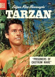 Dell Publishing Co.'s Tarzan Issue # 106b
