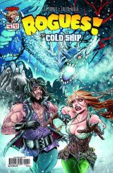 Amigo Comics's Rogues!: Cold Ship Issue # 4