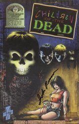 Midnight Comics's Children of the Dead Issue ashcan