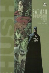 DC Comics's Batman: Hush Hard Cover # 1