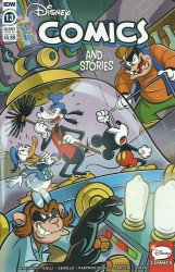 IDW Publishing's Disney Comics & Stories Issue # 13