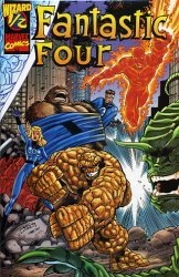 Marvel's Fantastic Four Issue # ½