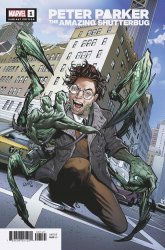 Marvel Comics's Heroes Reborn: Peter Parker - The Amazing Shutterbug Issue # 1b