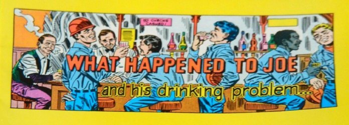 Alcoholics Anonymous's What Happened to Joe Issue nn