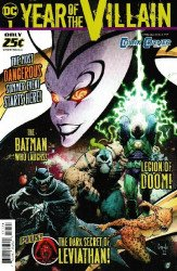 DC Comics's DC's Year of the Villain Issue # 1comix corner