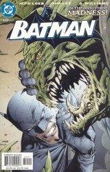 DC Comics's Batman Issue # 610
