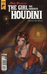 Titan Comics's Hard Case Crime: Minky Woodcock - The Girl Who Handcuffed Houdini Issue # 3