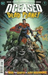 DC Comics's DCeased: Dead Planet Issue # 1