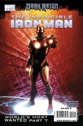 Marvel Comics's Invincible Iron Man Issue # 14
