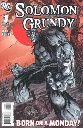 DC Comics's Solomon Grundy Issue # 1