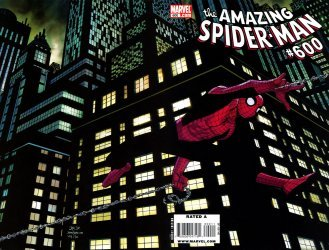 Marvel Comics's The Amazing Spider-Man Issue # 600