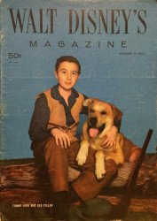 Western Printing Co.'s Walt Disney's Magazine Issue # 1