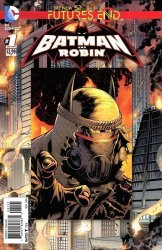 DC Comics's Batman and Robin: Futures End Issue # 1b