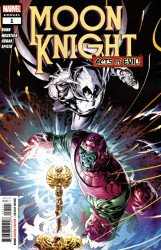 Marvel Comics's Moon Knight Annual # 1