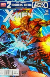 Marvel Comics's Uncanny X-Men Issue # 7b