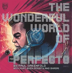 Z2 Comics's Wonderful World Of Perfecto Soft Cover # 1
