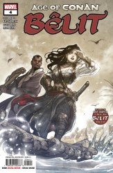 Marvel Comics's Age of Conan: Belit Queen of The Black Coast Issue # 4
