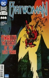 DC Comics's Batwoman Issue # 12