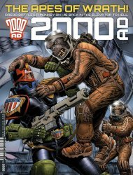 Rebellion's 2000 A.D. Issue # 2089
