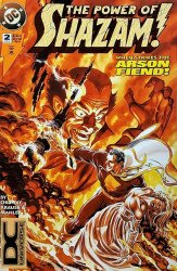 DC Comics's Power of Shazam! Issue # 2b