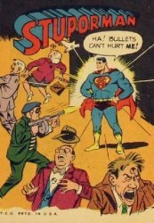 Topps Comics's Krazy Little Comics: Test Issues Issue # 14