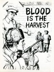 Esoteric Press's Blood is the Harvest Issue nn