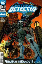 DC Comics's Detective Comics Issue # 1004